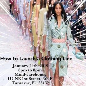 martu freeman how to launch a clothing line